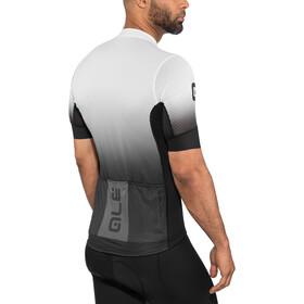 Alé Cycling PRS Dots Jersey korte mouwen Heren, black-white